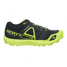 Bežecká obuv Scott Shoe Supertrac RC - black/ yellow
