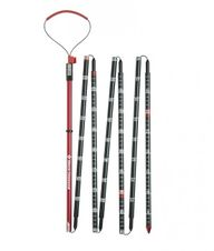 Lavínová sonda Black Diamond Quickdraw Probe Tour 280 cm - fire red