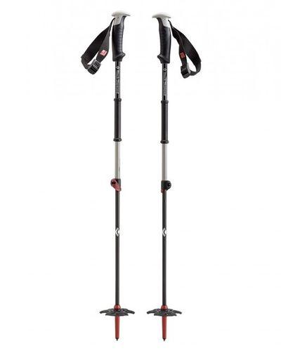Skialpinistické palice Black Diamond Razor Carbon