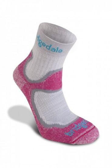 Bridgedale CoolFusion Run Speed Trail W - Pink
