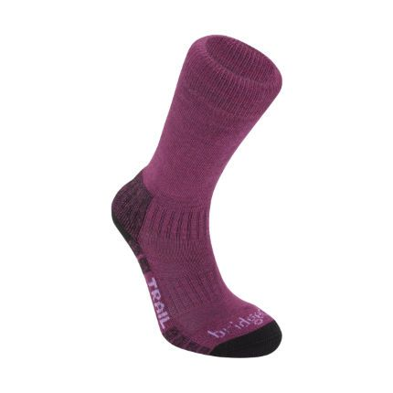 Bridgedale WoolFusion Trail Women's - Berry