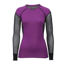 Termoprádlo Brynje Lady Wool Thermo Shirt W/Inlay