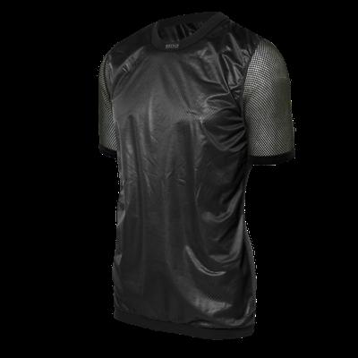 BRYNJE Super Thermo T-Shirt windfront - Black
