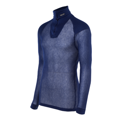 Brynje Super Thermo Zip Polo shirt W/Inlay