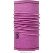 Buff 3/4 Merino Wool Solid Rasberry - Wild Pink