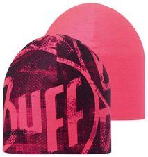 Čiapka Buff Coolmax Reversible Hat - Bita Pink Fluor