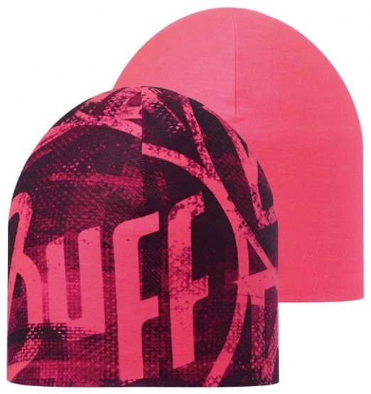 Buff Coolmax Reversible Hat - Bita Pink Fluor