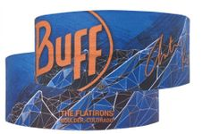 Buff Headband Anton - Blue Ink