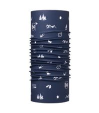 Buff High UV Protection - campfire dark navy - dark navy