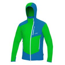 3f77578172a3 Bunda Direct Alpine Dru 4.0 - green blue