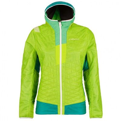 Bunda La Sportiva Elysium Primaloft Jacket W - apple green/emerald