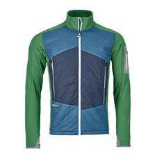 Bunda Ortovox Piz Roseg Jacket - irish green