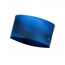 Čelenka Buff Coolnet® UV+ Headband - spiral blue