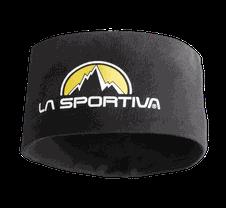 Čelenka La Sportiva Logo - Čierna