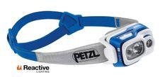 Čelovka PETZL Swift RL - modrá