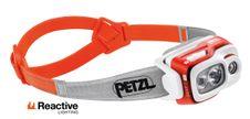 Čelovka PETZL Swift RL - oranžová
