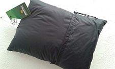 Cestovný vankúš Warmpeace Traveler Pillow - čierny