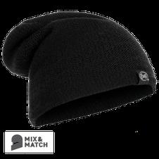 Čiapka Buff Knitted hat colt black - black