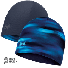 Čiapka Buff Microfiber reversible hat shading blue - blue