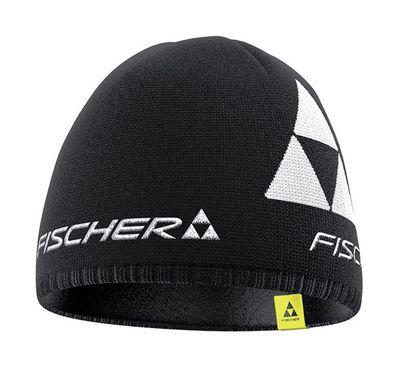 Čiapka Fischer Logo - black