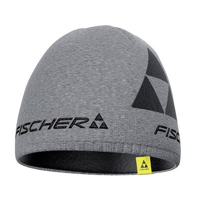 Čiapka Fischer Logo - grey