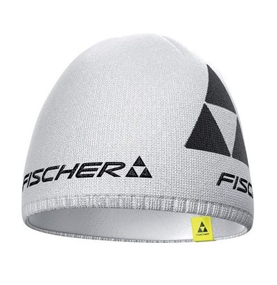 Čiapka Fischer Logo - white