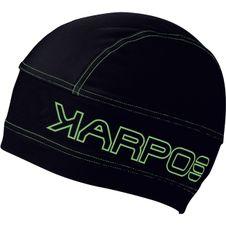 Čiapka Karpos Alagna - čierna/zelená