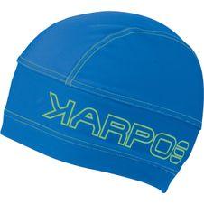 Čiapka Karpos Alagna - modrá/fluo zelená