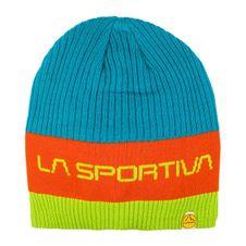Čiapka La Sportiva Beta Beanie - tropic blue/apple green