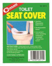 Coghlans Pokrývka na WC sedadlo