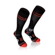 Podkolienky Compressport Full Socks V 2.1 - black