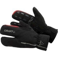 craft Rukavice CRAFT Siberian Split - černá