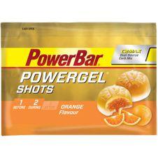 Cukríky PowerBar Powergel Shots - orange