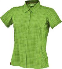 Dámska košela Warmpeace Sun - green
