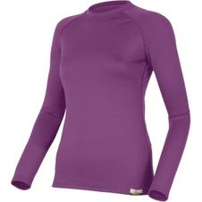 Termoprádlo tričko Lasting ATILA - fialová