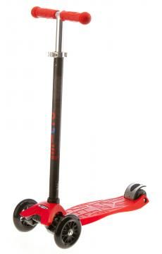 Detská kolobežka Maxi Micro T červená