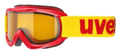 Uvex Slider - Chilli/Red
