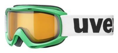Detské lyžiarske okuliare Uvex Slider - Green