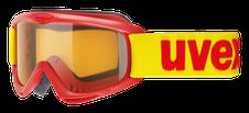 Detské lyžiarske okuliare Uvex Snowcat chillired
