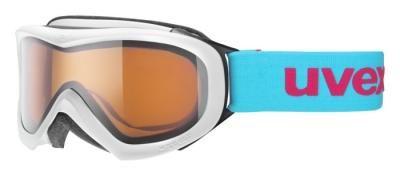 Detské lyžiarske okuliare Uvex Wizzard DL white