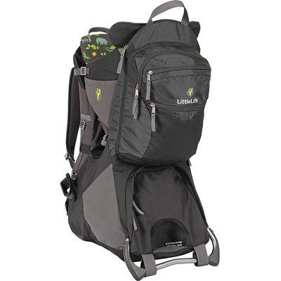 Detský turistický nosič Littlelife Voyager S5 - black