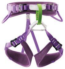 Detský úväz Petzl Macchu - purple