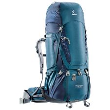 Deuter Aircontact 75+10 - Artic-navy