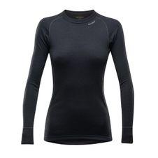 Termoprádlo Devold Duo Active Woman Shirt - Black