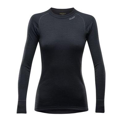 Devold Duo Active Woman Shirt - Black