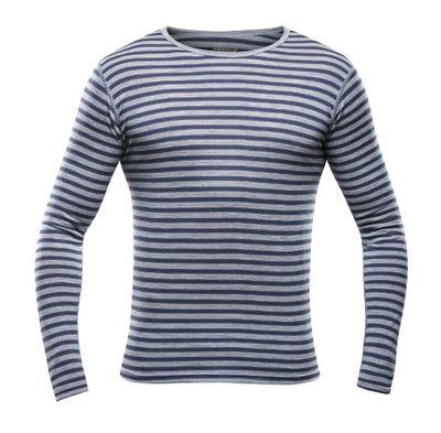 Devold Breeze Man Shirt - night stripes
