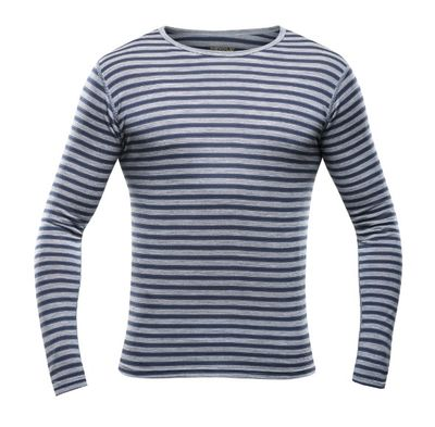 Devold Breeze Man Shirt - night stripes