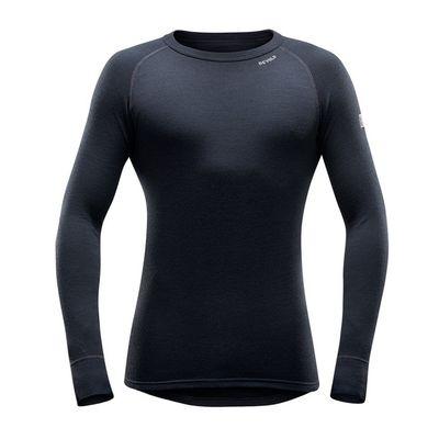 Termoprádlo Devold Expedition Man Shirt - black