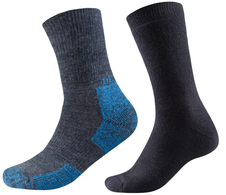 Ponožky Devold Walker + Daily sock 2PK