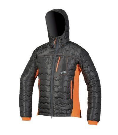 Bunda Directalpine Block 3.0 - black/orange